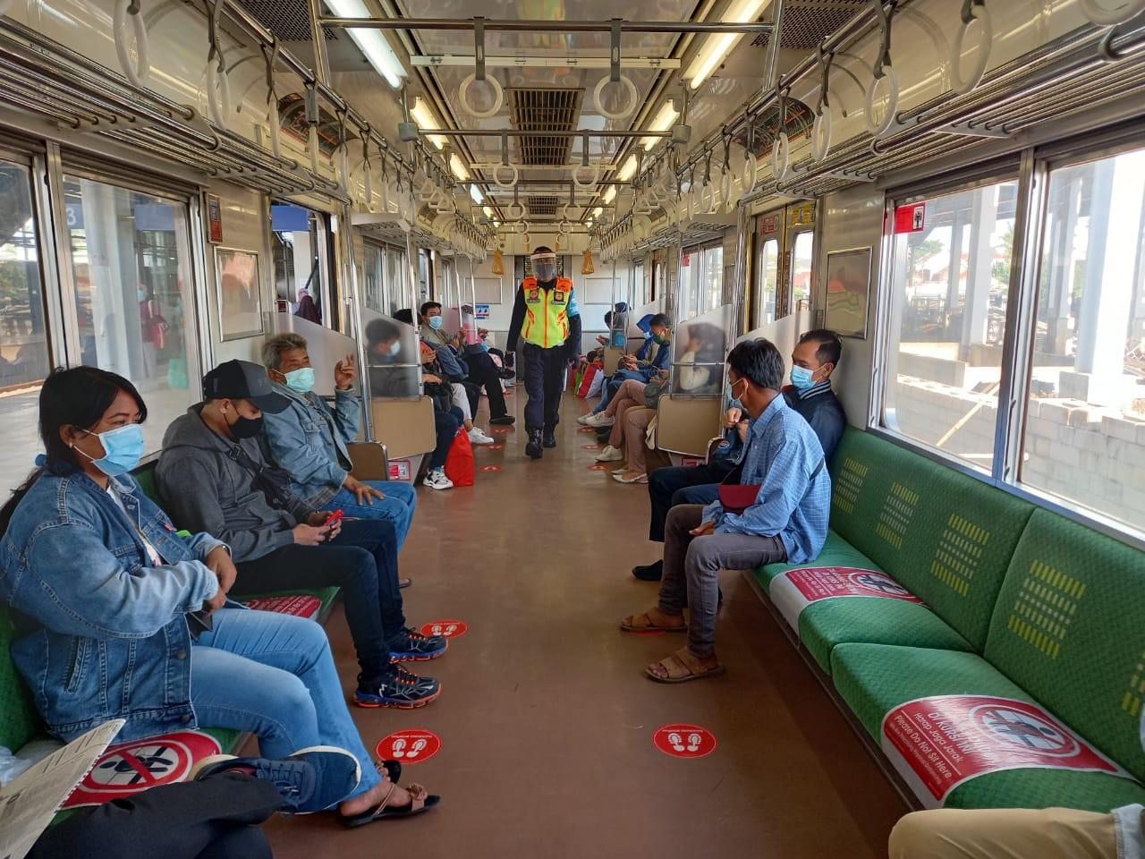 peraturan commuter line selama ramadlan 2021